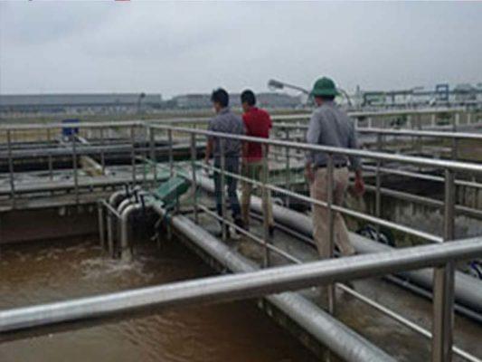 Hướng dẫn vận hành trạm xử lý nước thải công nghiệp