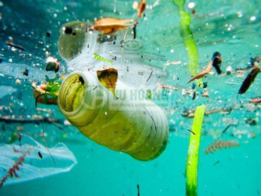 Nguyên nhân gây ô nhiễm nước