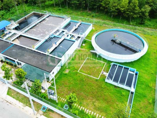 Thế nào là hệ thống xử lý nước thải đạt chuẩn